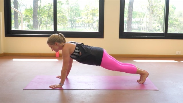 HIIT the BARRE Toned Tummy