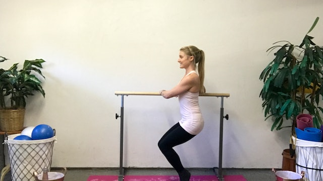 Barre 1- Barre to Beach Series