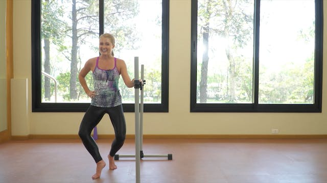 HIIT the BARRE Lovely Legs