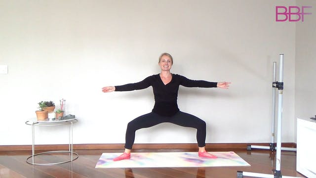 Flexibility & Restore 1 (SADB)
