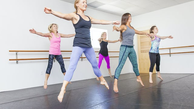 HIIT the BARRE®
