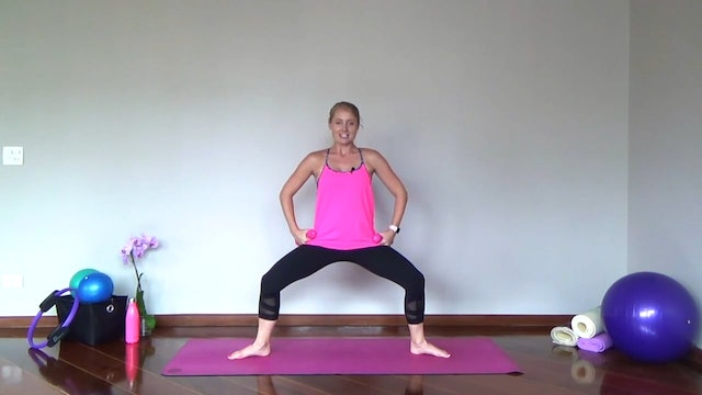 Barre Arms & Legs