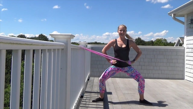 Barre with the Band: Video 2