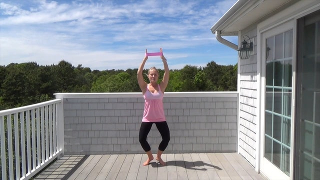 Barre with the Band: Video 1