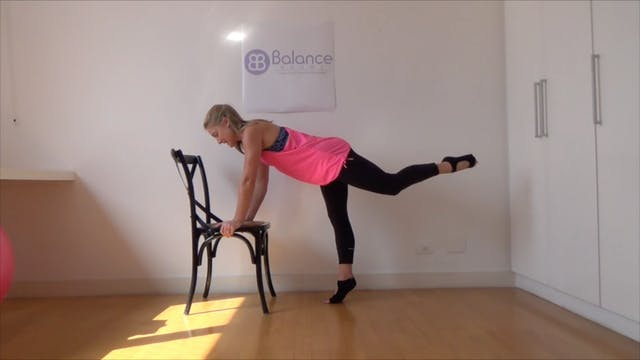 Pilates Chair Class
