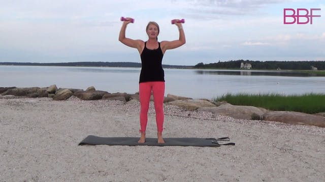 Beach Mat Barre 3