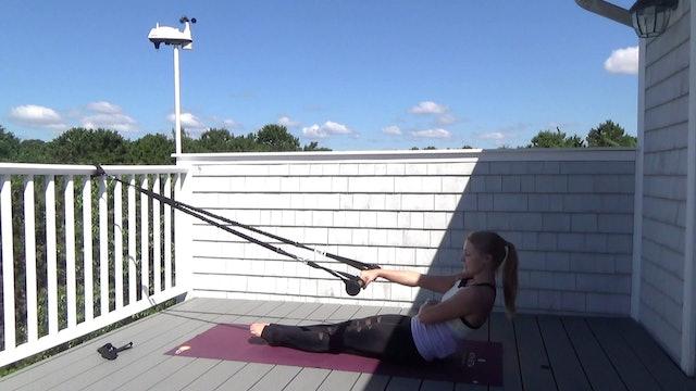 Pilates Stick Class