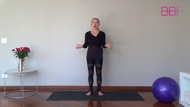 Pilates Mat Workout