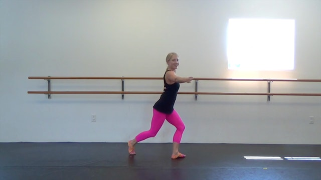 Dance Barre Workout