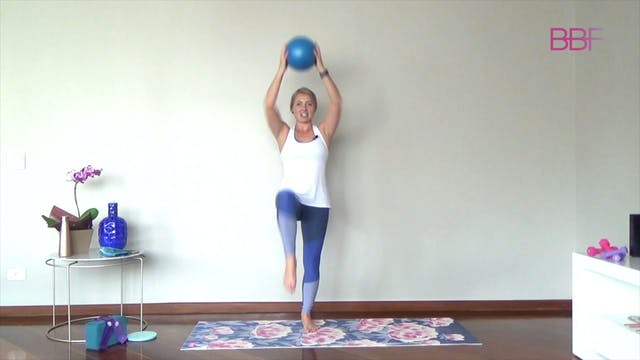 Barre with Props
