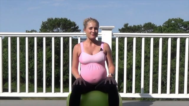 Prenatal Pilates 3