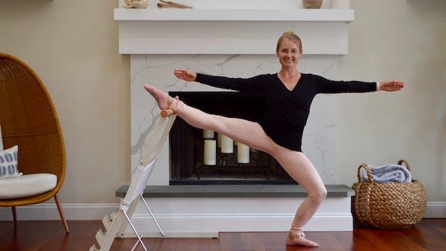 Barre Flexibility Training