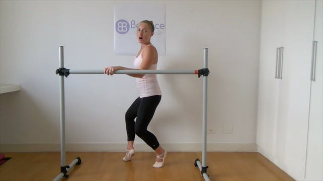 Dancer's Body Barre