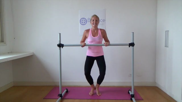 HIIT the Barre 3