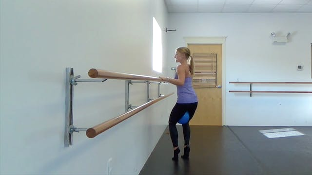 Intense Toning Barre