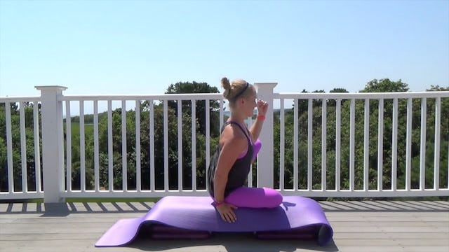 Pilates with Step