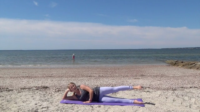 HardCORE Pilates Workout