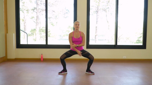 HIIT the BARRE Warm Up