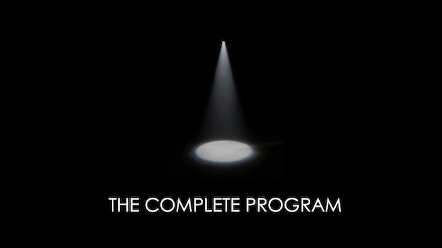 BROADWAY MASTERS COMPLETE ONLINE PROGRAM