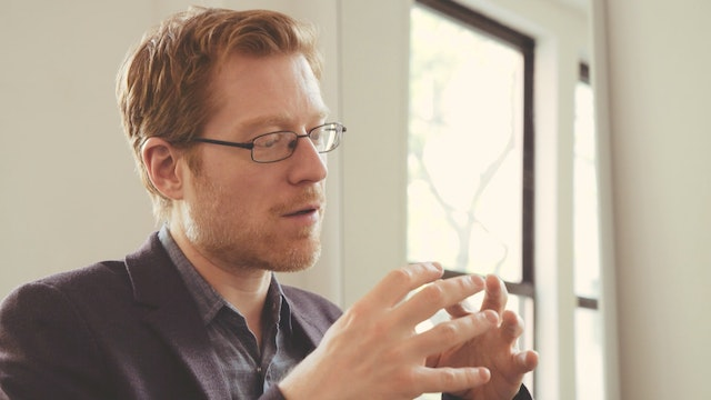 Broadway Masters with Anthony Rapp