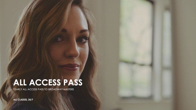 ALL ACCESS PASS (YEARLY)