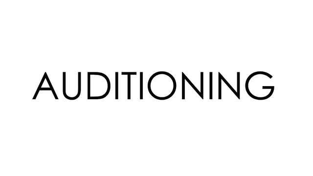 Auditioning Course