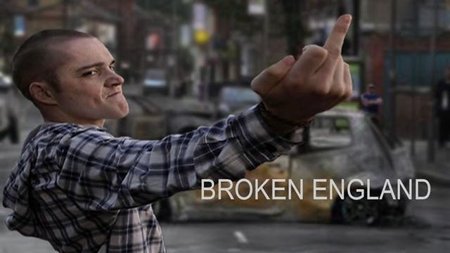 Broken England Web Series.