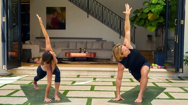 Couples Yoga Flow w/ Tom Morley