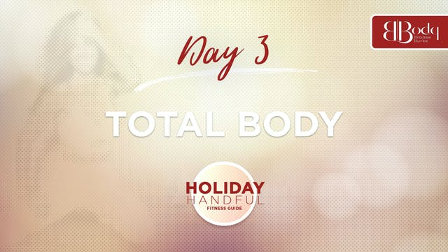 Day 3 - Total Body