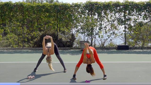 Cardio & Arms Workout