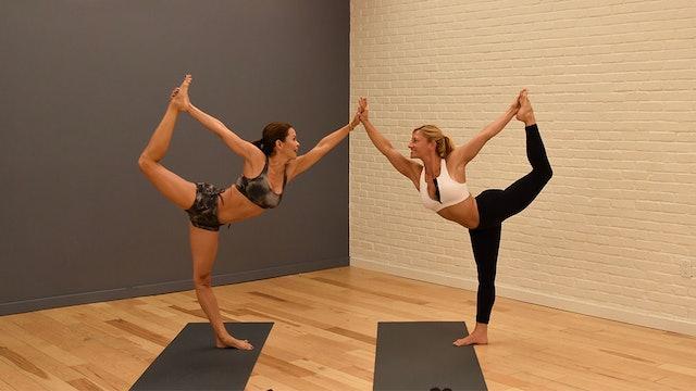 Sweat Yoga | Sculpt with Layna Dakin