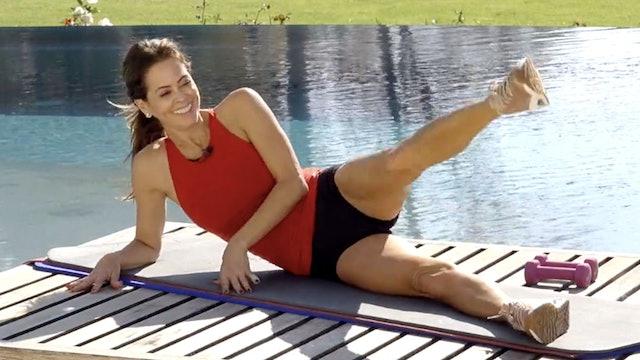 Malibu Cardio Legs & Booty