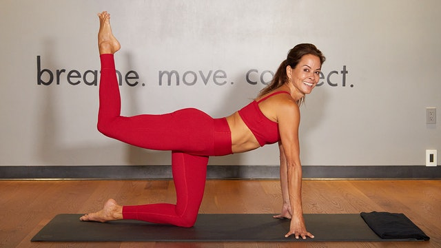Sweat Yoga | Booty Burn Flow