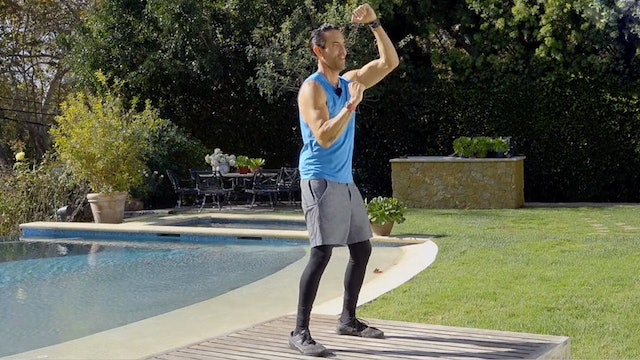 8 Mins with Jorge Cruise - HIIT