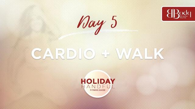 Day 5 - Cardio