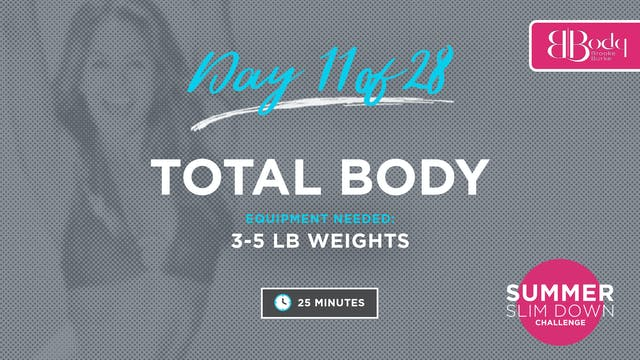 Day 11 - Total Body