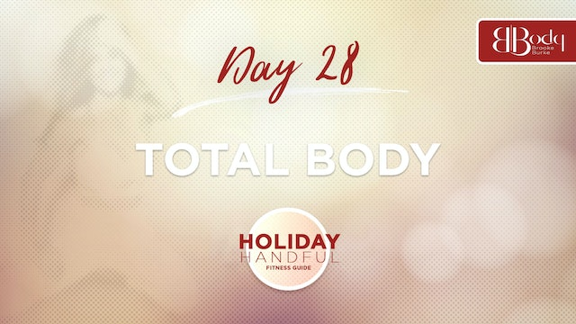 Day 28 - Total Body (Optional)