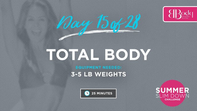 Day 15 - Total Body