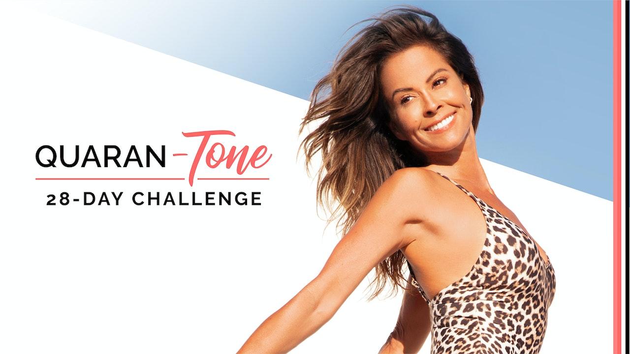 28-Day Quaran-TONE Challenge