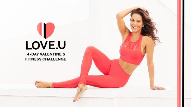 LOVE.U Valentine's 4-Day Fitness Challenge