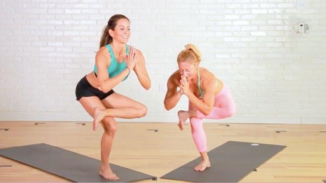 Sweat Yoga | Flowy, Fun Stretch with ...