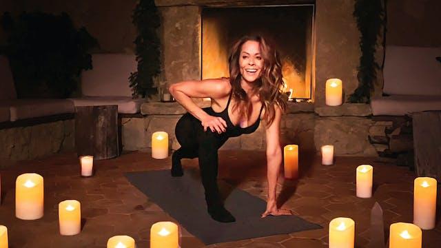 NYNN | DAY 6 | Candlelit Yoga