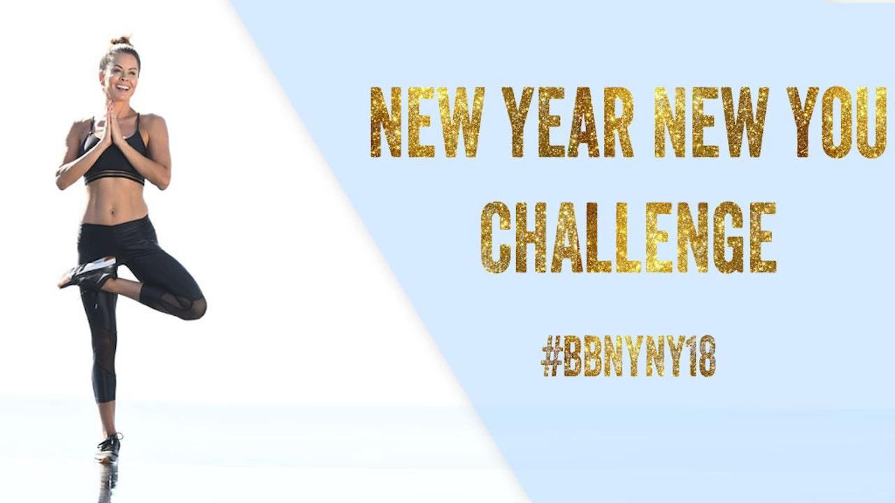 #BBNYNY18 Challenge!