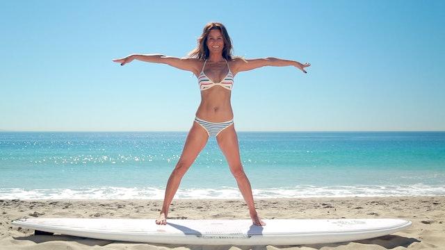 Bikini Legs - Malibu Beach