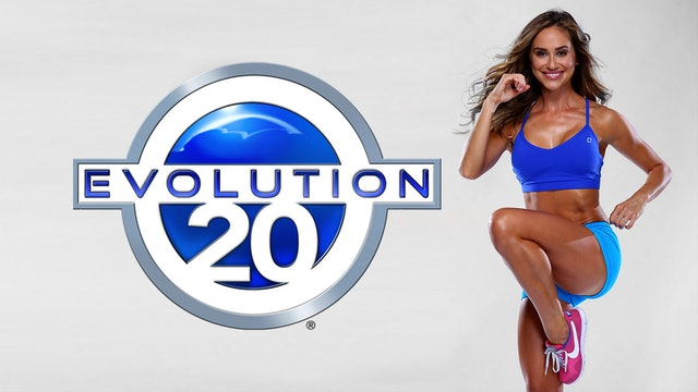 Christine Bullock: Evolution 20 Program