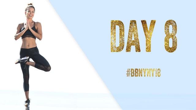 Day 8 - #BBNYNY18 Challenge