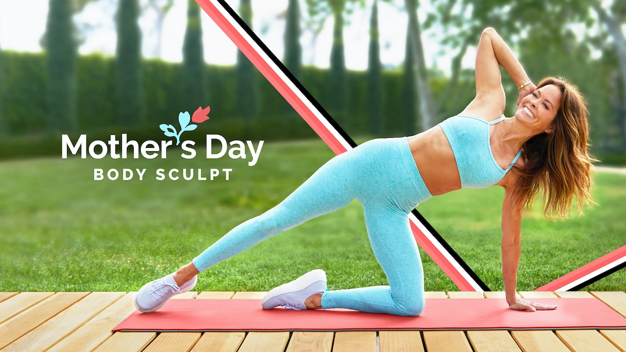 Mother's Day Body Sculpt Flow for Vizio (30-day Free Trial!)