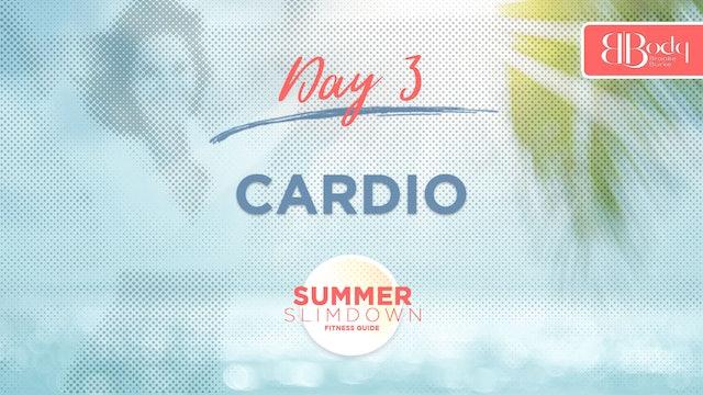 Day 3 - Cardio