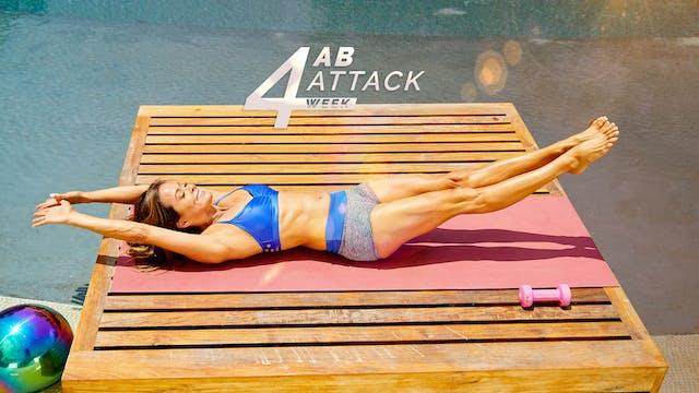 Day 17 | 4-week Ab Attack Challenge