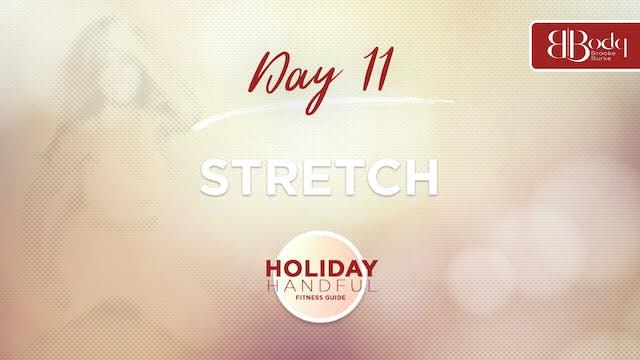Day 11 - Stretch